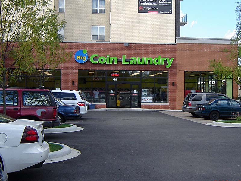 Big Coin Laundry - Chicago, IL