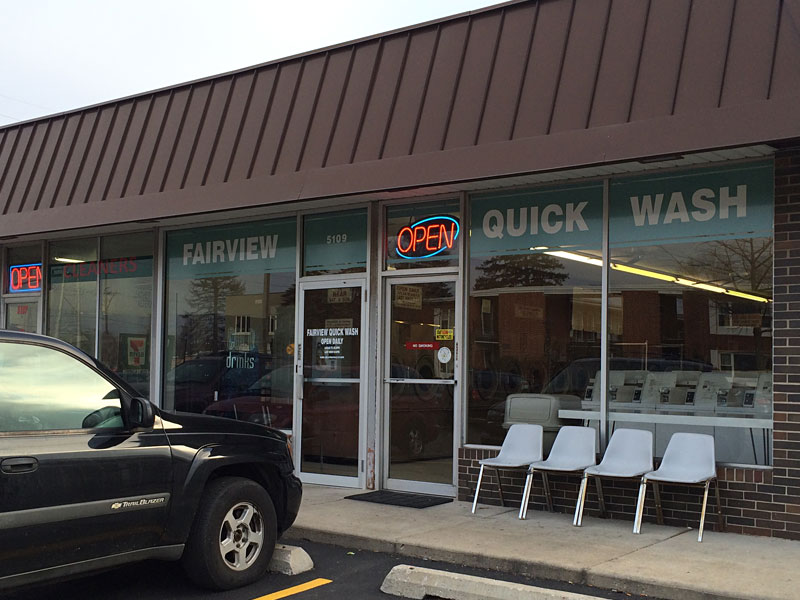 SOLD!! Fairview Quick Wash - $91,725 Gross Revenue
