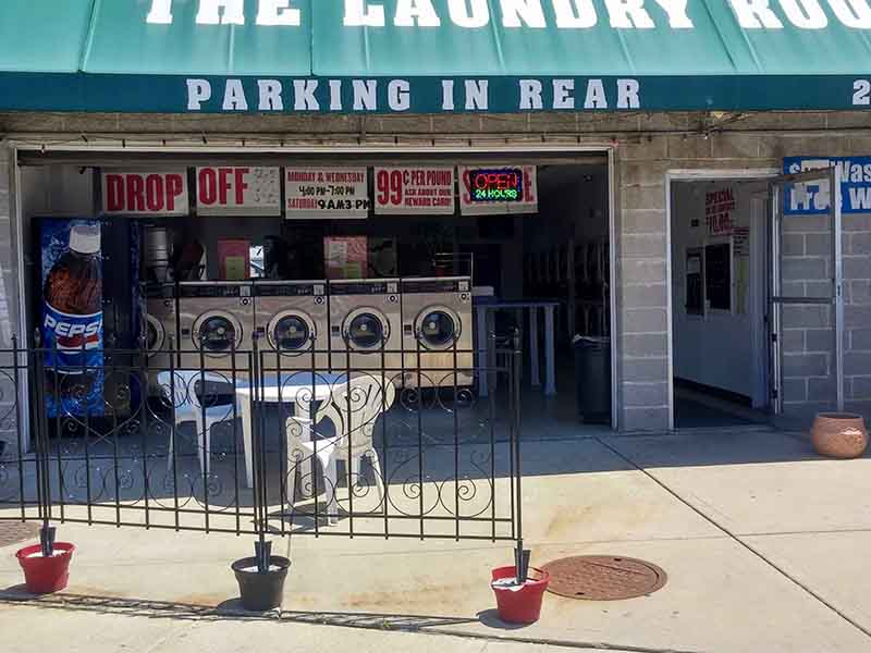 The Laundry Room - $95,812 Gross Revenue