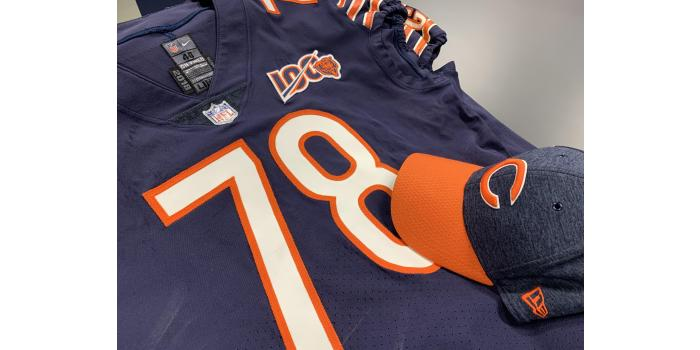 A Peek Inside the Chicago Bears' Laundry Room Header Image