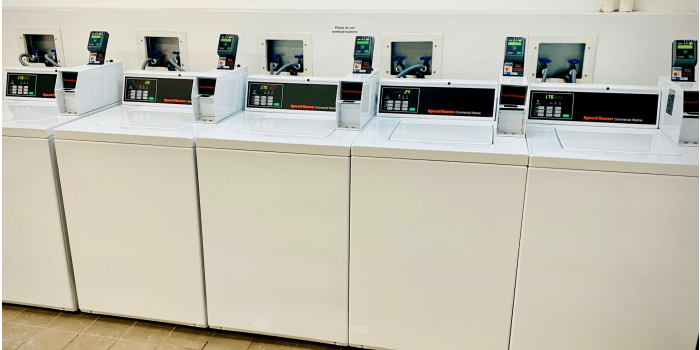 Tips for Choosing The Best Commercial Laundry Equipment for Your Business Header Image