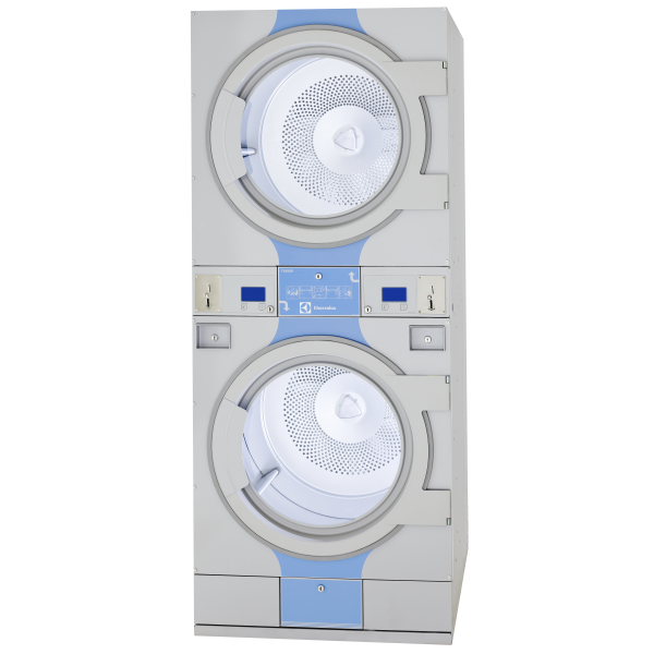 Stack Tumble Dryers for Laundromats Thumbnail