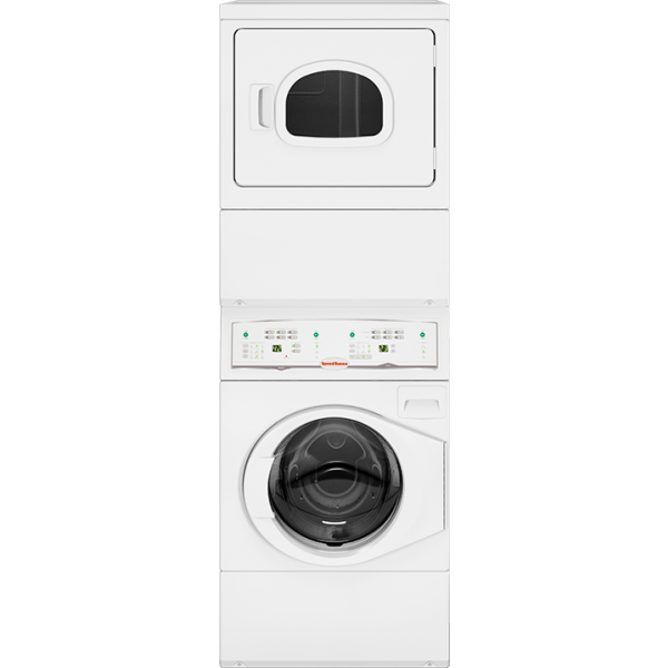 Non-Vended Stack Washers and Dryers for Apartments Thumbnail