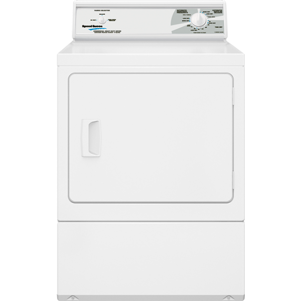 Lde30rgs173tw01 Speed Queen Home Style Commercial Electric Dryer