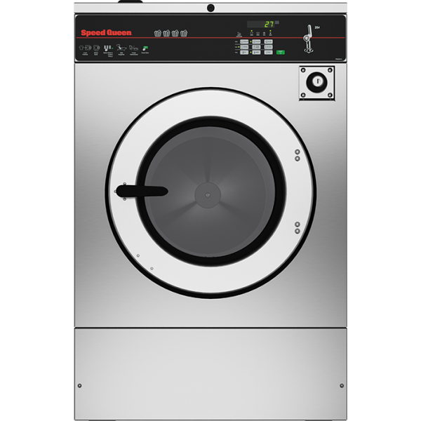 Coin Operated Washer Extractor Hardmount 40lb Speed