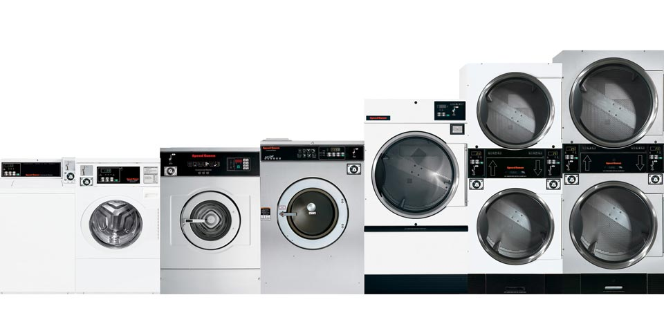 Contact the laundry experts!  Slider Image