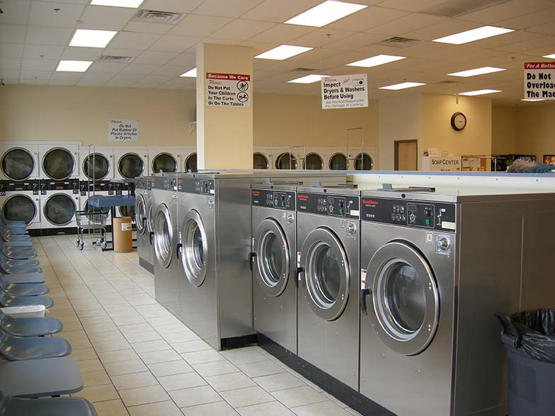 Phoenix Laundrymat - $140,031.94 Gross Revenue